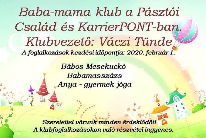 Baba-Mama klub Pásztó